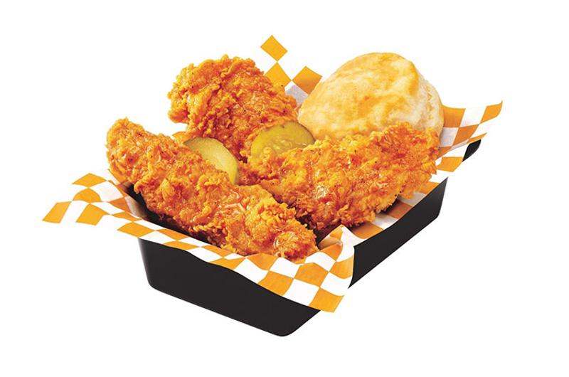 kfc georgia gold fried chicken