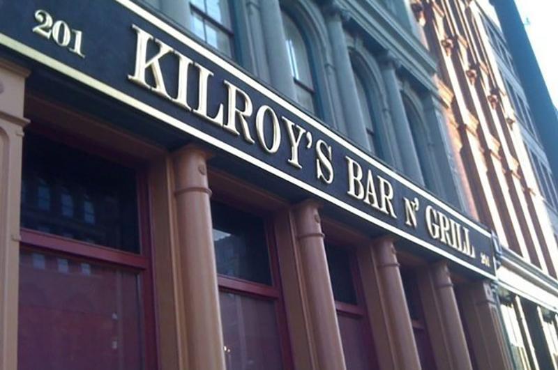 kilroys bar grill