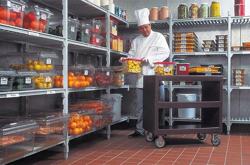 kitchen food storage