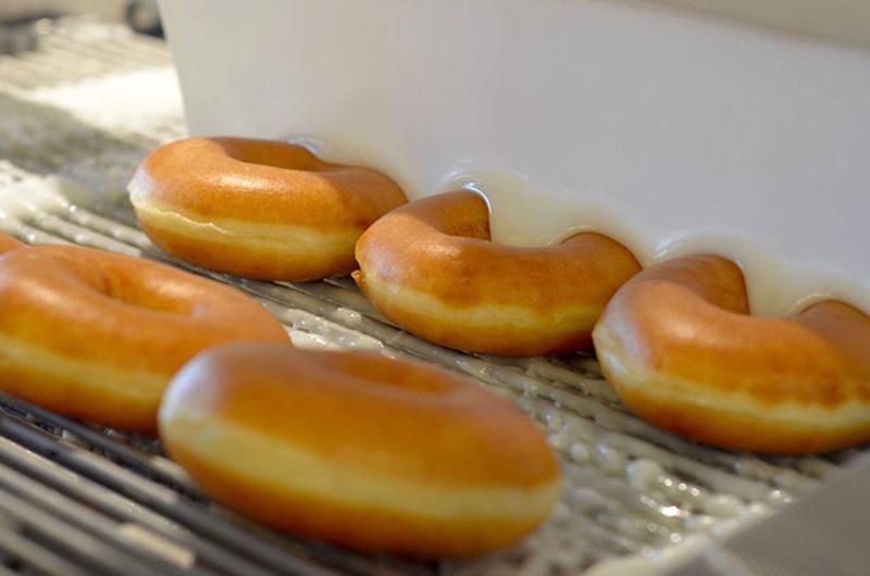 krispy kreme donuts glaze