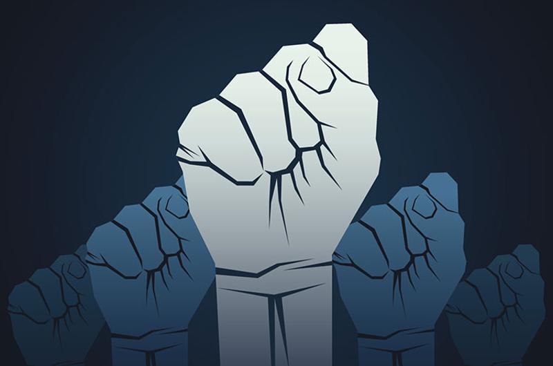 labor union fist