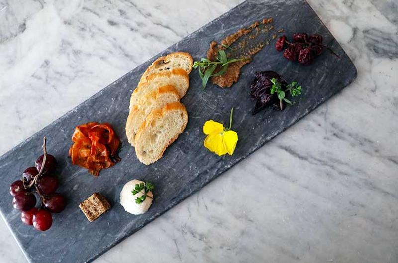 ladybird food board