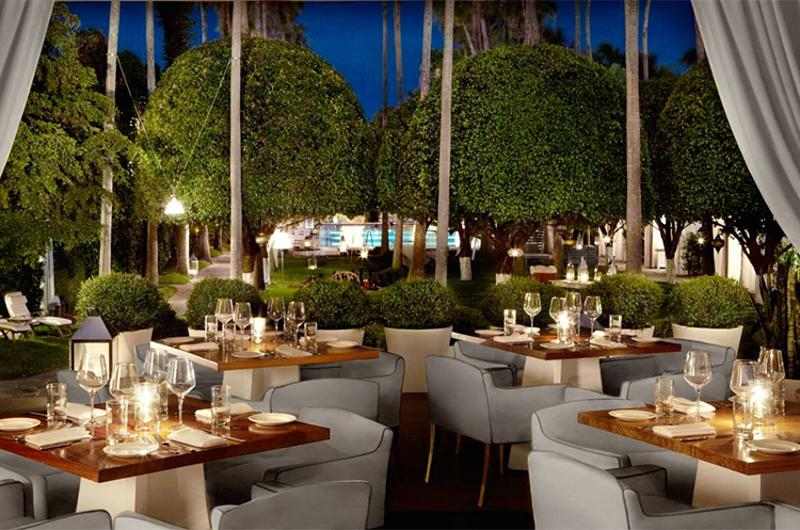 leynia restaurant seating