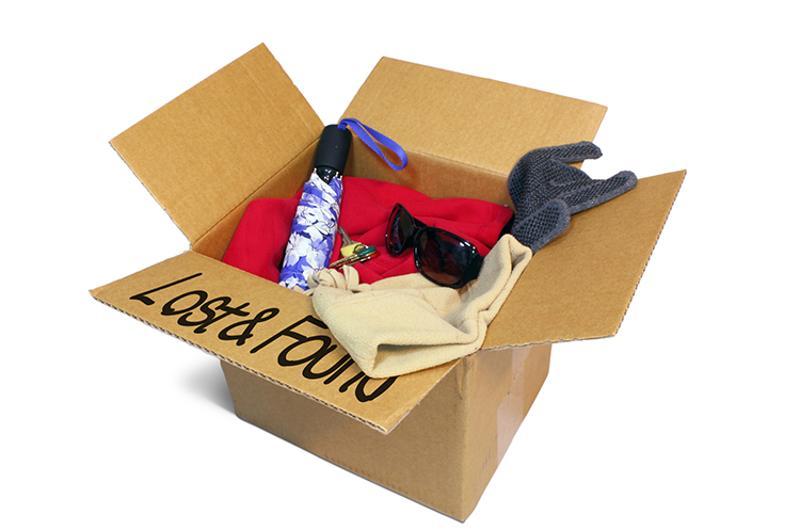 lost found box