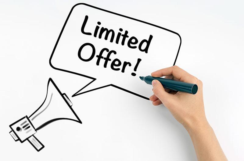 lto limited offer