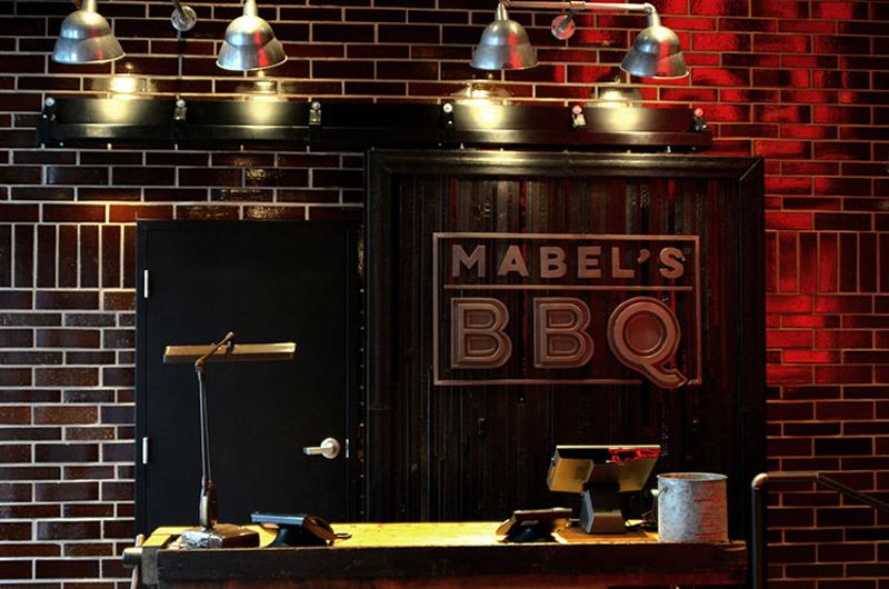 mabels bbq host stand