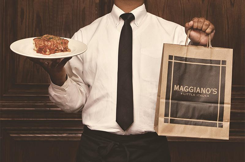maggianos takeout