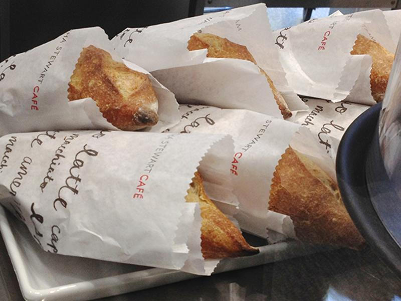 martha stewart baguettes
