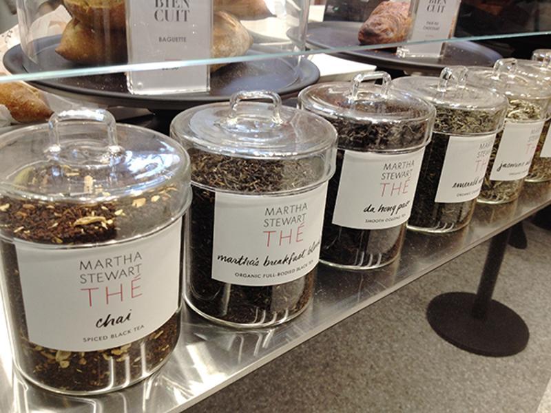 martha stewart tea close