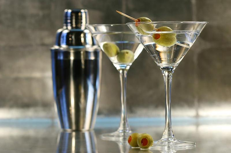 martinis shaker