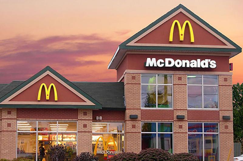 mcdonalds exterior