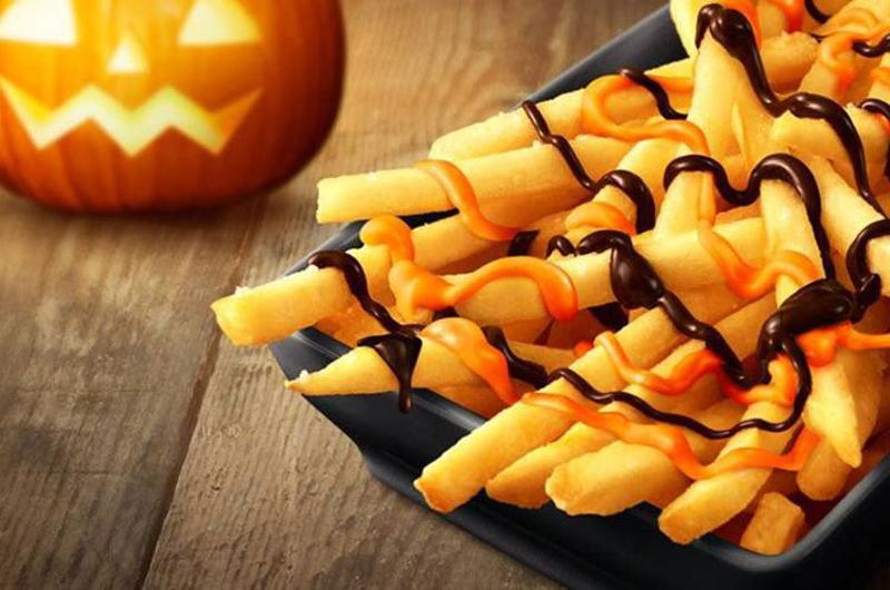 mcdonalds pumpkin spice fries