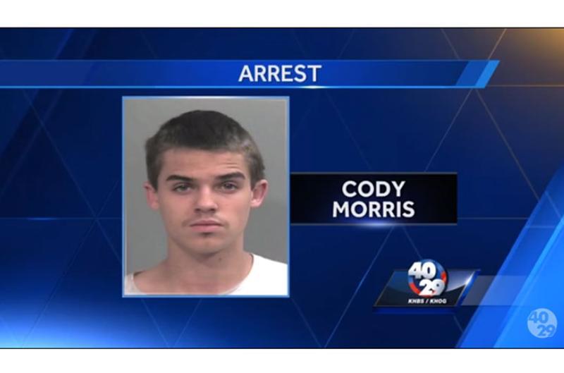 mcdonalds soda arrest