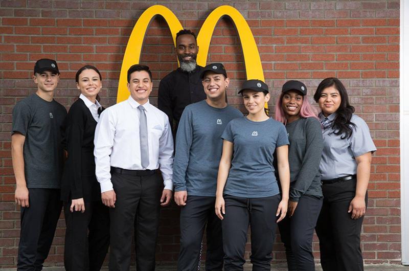 mcdonalds staff