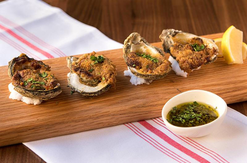 meril oysters