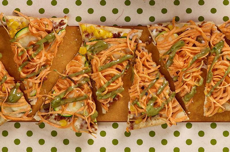 mexicali flatbread
