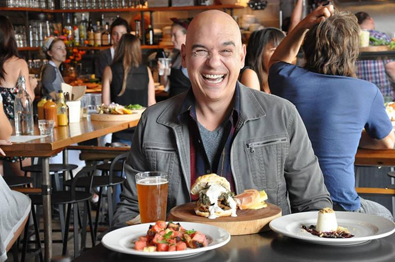 michael symon food