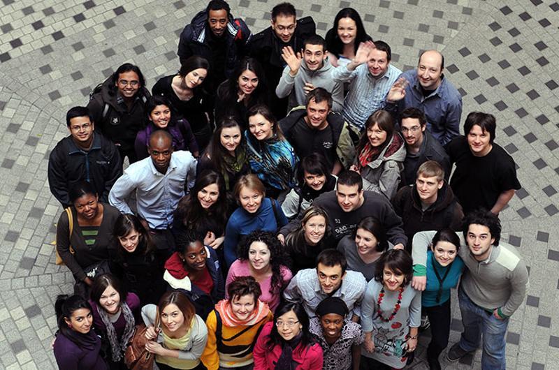 millennials group
