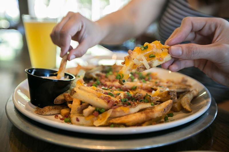 millers ale house fries