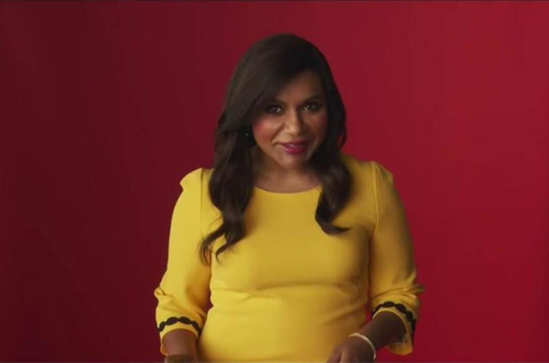 mindy kaling mcdonalds