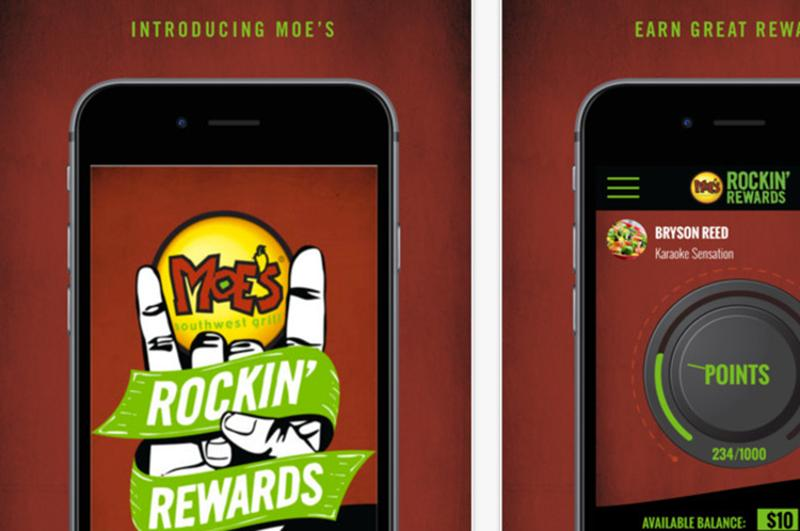 moes app screenshot