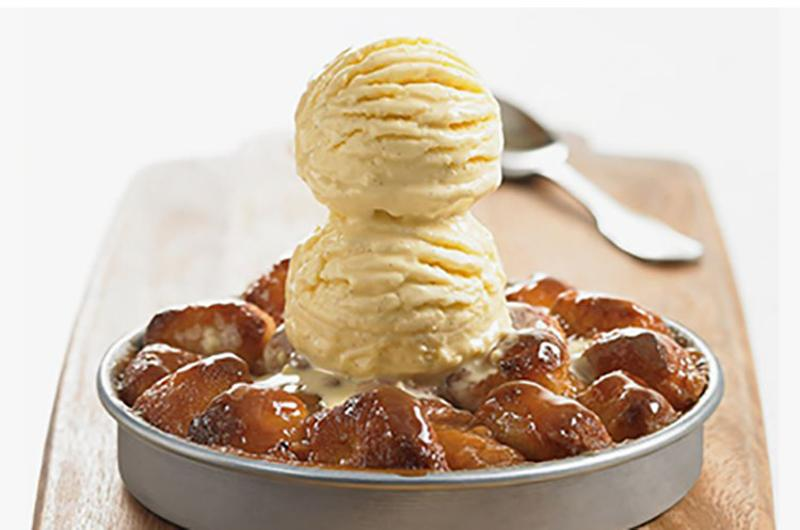 mokey bread pizookie