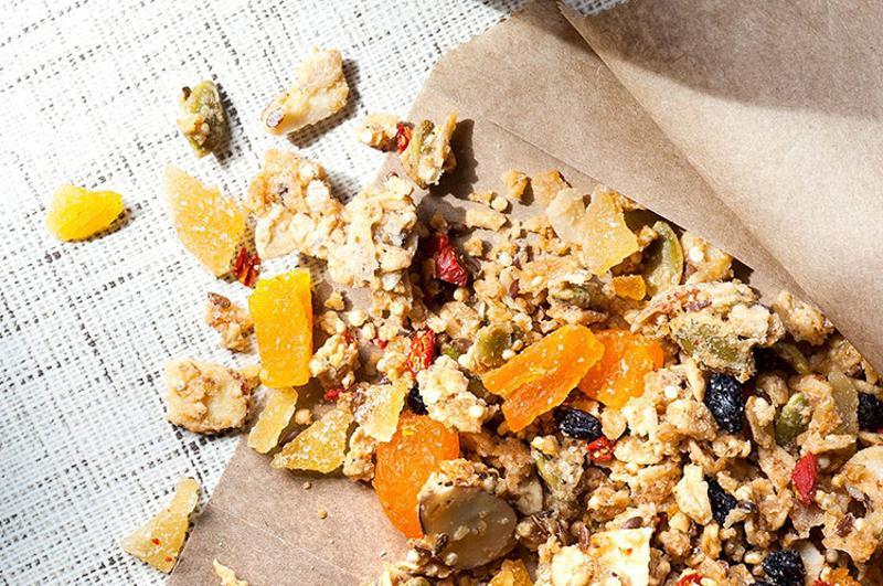 morning collective granola