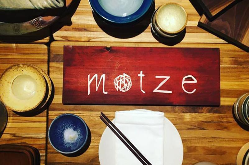 motze place setting