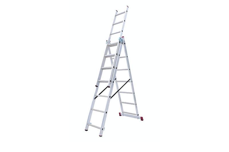 multiuse metal ladder