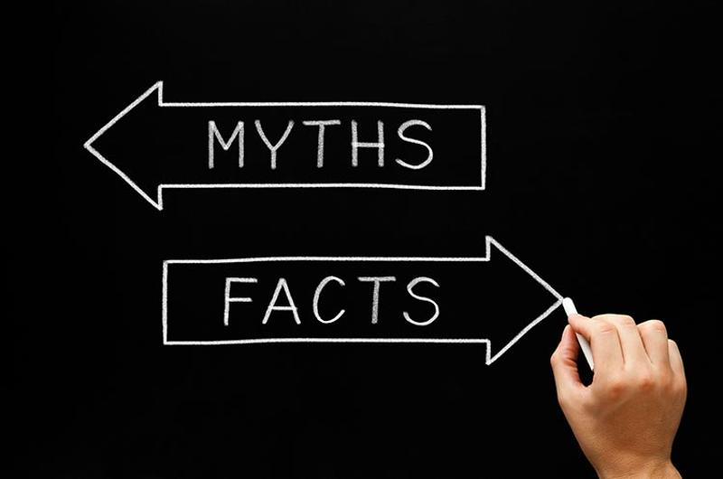 myths facts