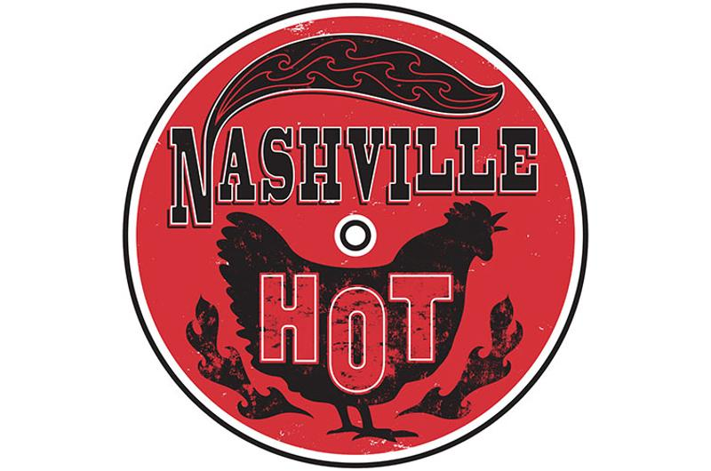 nashville hot logo