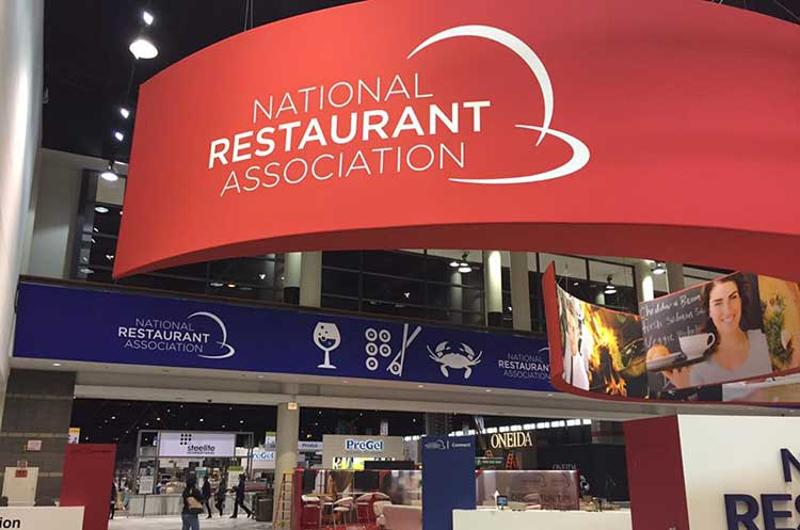 nra show banner