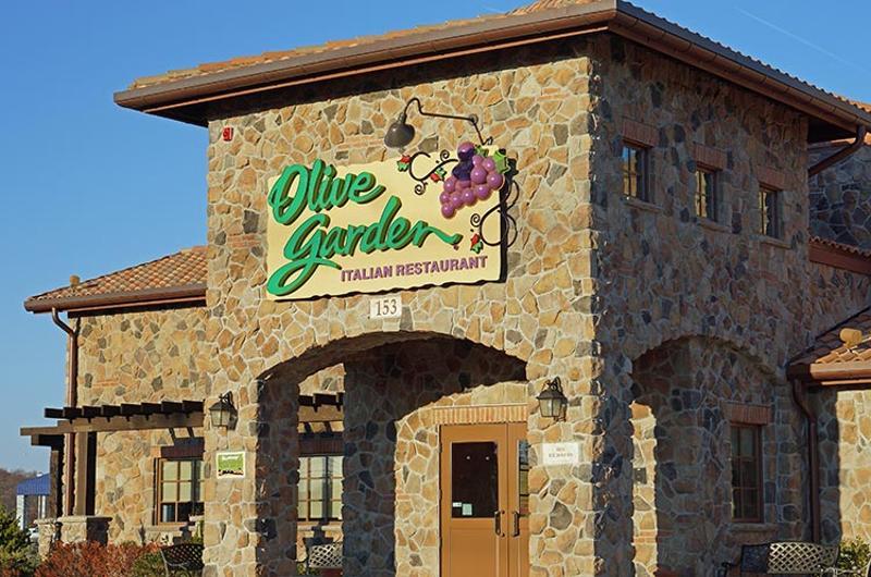 olive garden exterior