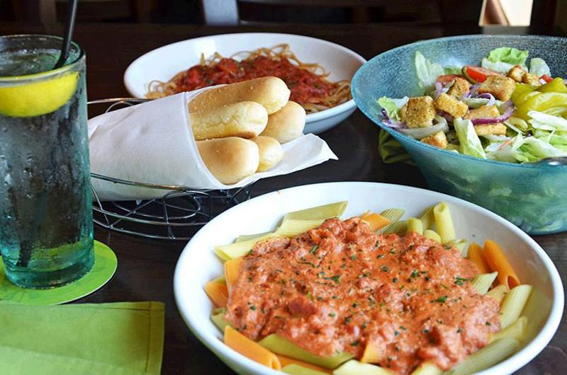 olive garden food