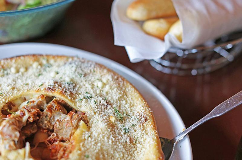 olive garden pot pie