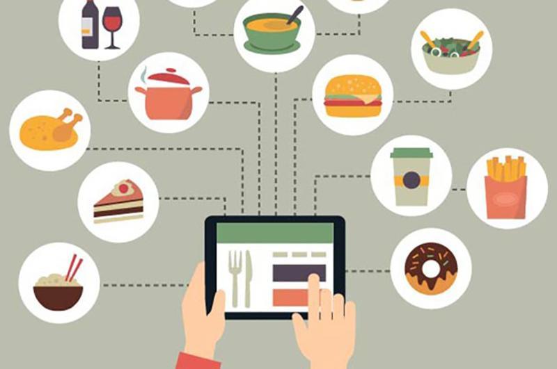 digital food distibution
