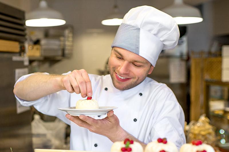 pastry chef baker