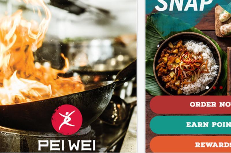 pei wei app