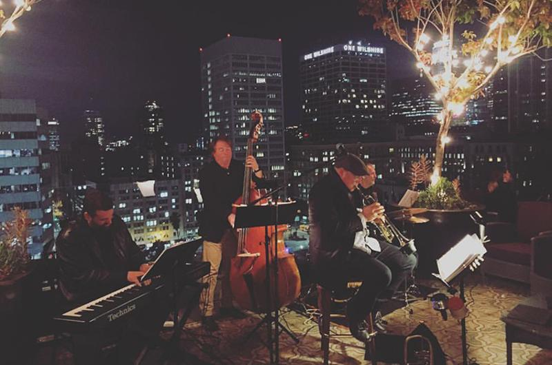perch jazz rooftop