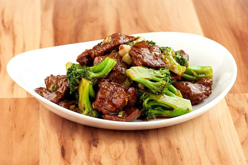 pf changs beef broccoli