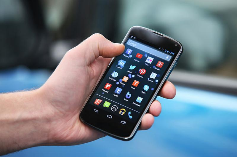 phone hand apps