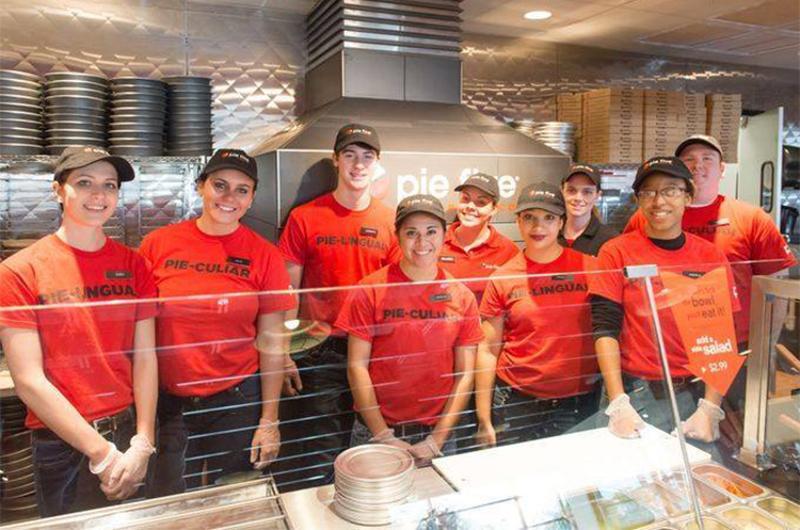 pie five oven staff
