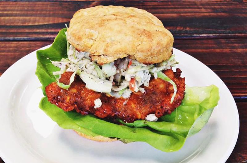 pine state biscuits sandwich