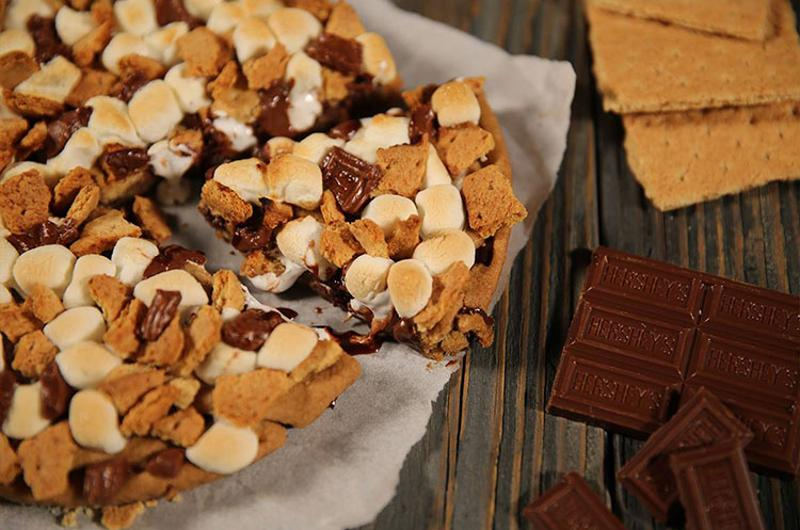 pizza hut smore cookie