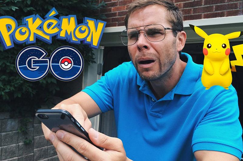 pokemon go dad