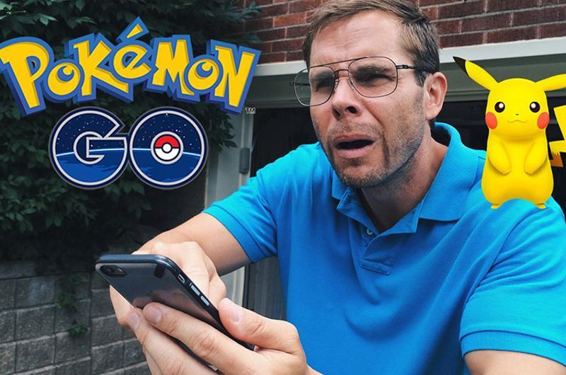 pokemon go dad
