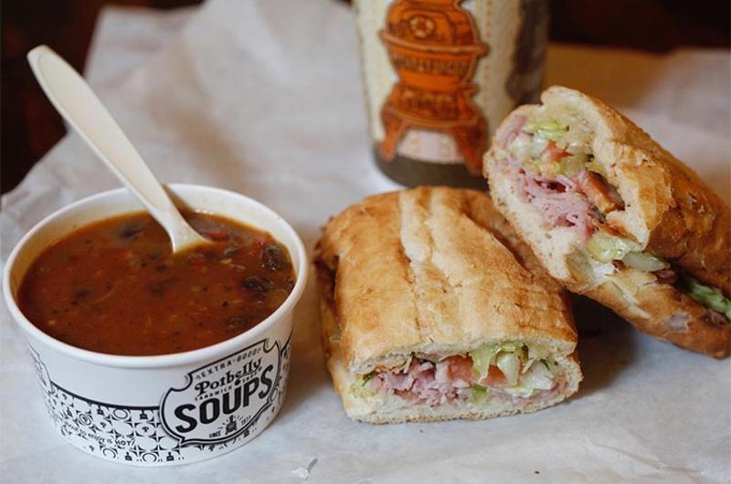 potbelly soup