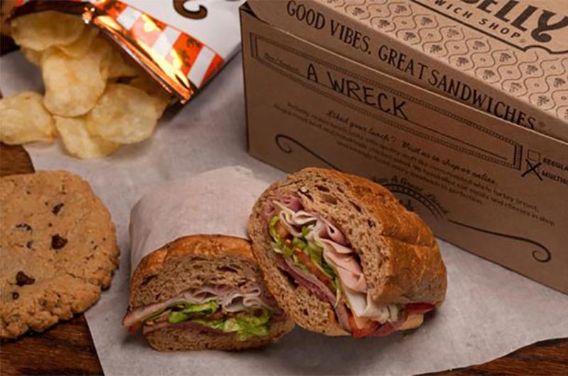 potbelly sandwich box
