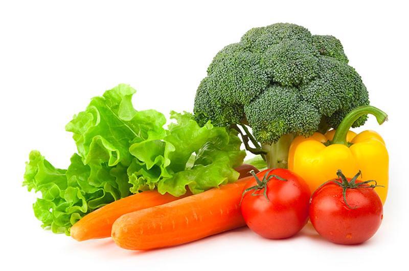 produce fruit veggies