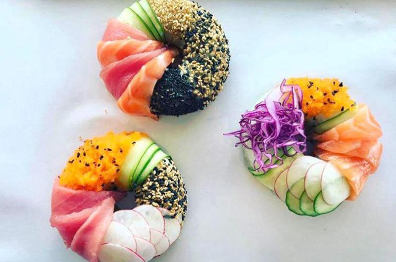 project poke sushi donut